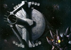 Rating: Safe Score: 6 Tags: gundam gundam_wing mecha User: drop