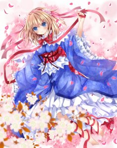 Rating: Safe Score: 22 Tags: alice_margatroid kimono nanase_nao touhou User: 椎名深夏