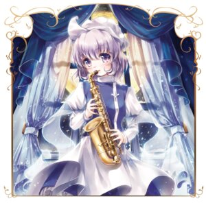 Rating: Safe Score: 9 Tags: letty_whiterock miyase_mahiro touhou User: ddns001