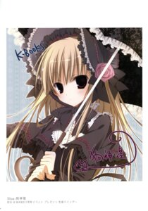 Rating: Safe Score: 27 Tags: autographed inugami_kira k-books lolita_fashion User: WtfCakes