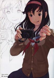Rating: Questionable Score: 7 Tags: seifuku shizuma_yoshinori User: Radioactive