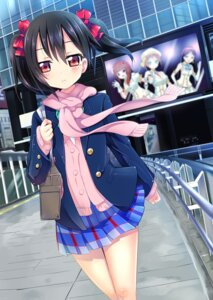 Rating: Safe Score: 43 Tags: kurou_(quadruple_zero) love_live! seifuku yazawa_nico User: 椎名深夏