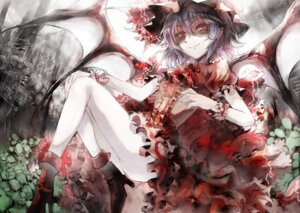 Rating: Safe Score: 17 Tags: asuka_(moto) remilia_scarlet touhou wings User: yumichi-sama