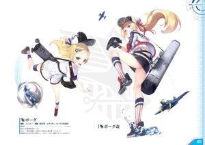 Rating: Safe Score: 10 Tags: azur_lane baseball bogue_(azur_lane) kaede_(artist) User: Twinsenzw