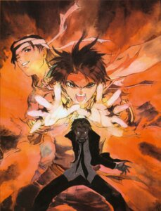 Rating: Safe Score: 2 Tags: business_suit kusaka_yuuya majutsushi_orphen orphen User: Radioactive
