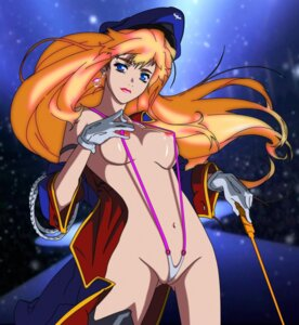 Rating: Questionable Score: 33 Tags: breasts cameltoe macross macross_frontier nipples photoshop sheryl_nome sling_bikini swimsuits User: MDGeist