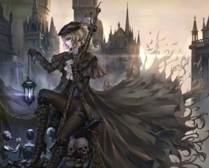 Rating: Safe Score: 31 Tags: aaeru bloodborne heels lady_maria_of_the_astral_clocktower sword User: Mr_GT