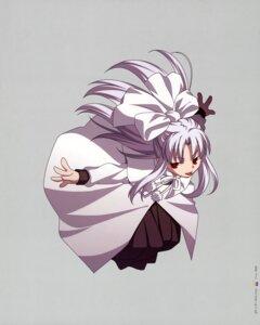 Rating: Safe Score: 6 Tags: chibi melty_blood takeuchi_takashi tsukihime type-moon white_len User: Aurelia