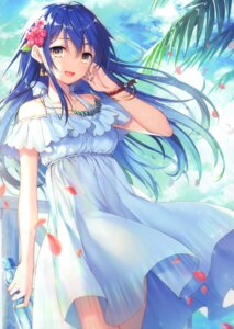 Rating: Questionable Score: 52 Tags: alicesyndrome* dress summer_dress toosaka_asagi User: Radioactive
