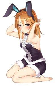 Rating: Safe Score: 41 Tags: animal_ears bunny_ears bunny_girl go-1 the_idolm@ster the_idolm@ster_cinderella_girls yuuki_haru User: Spidey