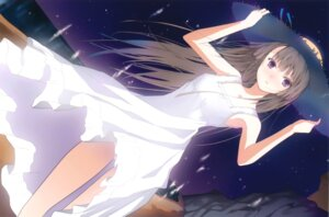 Rating: Safe Score: 64 Tags: dress fuyuno_haruaki summer_dress User: Radioactive
