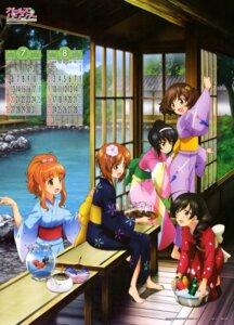 Rating: Safe Score: 19 Tags: akiyama_yukari calendar girls_und_panzer isuzu_hana nishizumi_miho reizei_mako takebe_saori yoshida_nobuyoshi yukata User: drop