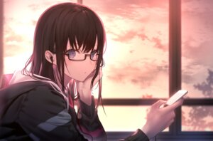 Rating: Questionable Score: 96 Tags: megane shinooji User: Mr_GT