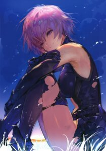 Rating: Safe Score: 29 Tags: armor fate/grand_order kureta shielder_(fate/grand_order) thighhighs torn_clothes User: kiyoe