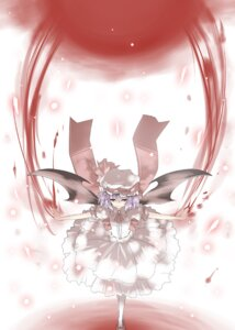 Rating: Safe Score: 9 Tags: pedodedo remilia_scarlet touhou wings User: Radioactive