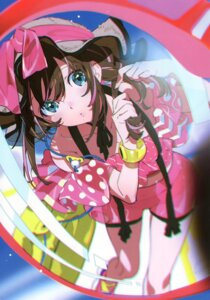 Rating: Safe Score: 28 Tags: a.i._channel canvas_(morikura_en) kizuna_ai morikura_en swimsuits User: kiyoe
