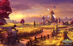 Rating: Safe Score: 23 Tags: arpiel landscape wallpaper User: Daoloth