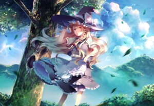 Rating: Safe Score: 54 Tags: kirisame_marisa sunakumo touhou User: K@tsu