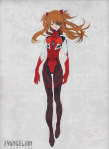 Rating: Safe Score: 38 Tags: bodysuit eyepatch neon_genesis_evangelion souryuu_asuka_langley User: NotRadioactiveHonest