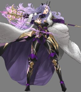 Rating: Questionable Score: 5 Tags: armor camilla cleavage fire_emblem fire_emblem_heroes fire_emblem_if heels horns kozaki_yuusuke nintendo weapon User: fly24