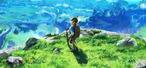 Rating: Questionable Score: 11 Tags: link nintendo sword the_legend_of_zelda the_legend_of_zelda:_breath_of_the_wild wallpaper User: fly24