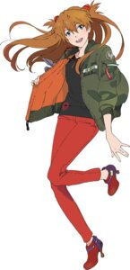 Rating: Safe Score: 38 Tags: heels neon_genesis_evangelion souryuu_asuka_langley User: vkun