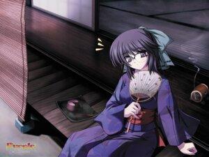 Rating: Safe Score: 7 Tags: hiiragi_nagisa megane natsuiro_komachi purple_software tsukimori_hiro wallpaper yukata User: admin2
