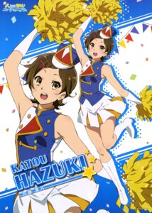Rating: Questionable Score: 48 Tags: cheerleader heels hibike!_euphonium katou_hazuki_(hibike!_euphonium) User: drop