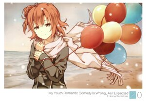 Rating: Safe Score: 22 Tags: yahari_ore_no_seishun_lovecome_wa_machigatteiru. yuigahama_yui User: kiyoe