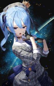 Rating: Questionable Score: 20 Tags: hololive hoshimachi_suisei sukocchi User: Dreista