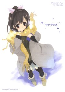 Rating: Safe Score: 8 Tags: black_shadow love_plus pantyhose paper_texture sacchi takane_manaka User: Radioactive