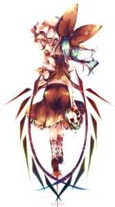 Rating: Safe Score: 21 Tags: flandre_scarlet kirero touhou wings User: charunetra