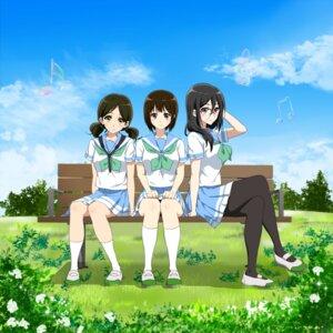 Rating: Safe Score: 27 Tags: circle_(artist) hibike!_euphonium megane nakaseko_kaori ogasawara_haruka pantyhose seifuku tanaka_asuka User: hamasen205