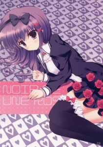 Rating: Questionable Score: 14 Tags: dress thighhighs utahiro User: back07