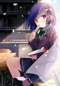 Rating: Safe Score: 67 Tags: natsume_eri seifuku User: Twinsenzw