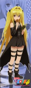 Rating: Safe Score: 49 Tags: golden_darkness oka_yuuichi stick_poster to_love_ru User: Share