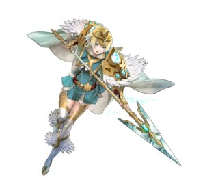 Rating: Questionable Score: 7 Tags: armor fire_emblem fire_emblem_heroes fjorm_(fire_emblem) maeshima_shigeki nintendo stockings thighhighs weapon User: fly24