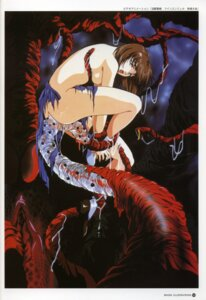 Rating: Explicit Score: 17 Tags: amatsu_mai naked rin_sin tentacles twin_angels User: Blindseer