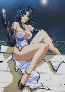 Rating: Safe Score: 74 Tags: chidori_kaname cleavage dress full_metal_panic nopan photoshop User: Onpu