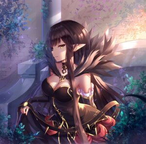 Rating: Safe Score: 61 Tags: assassin_of_red_(fate/apocrypha) cleavage dress fate/apocrypha fate/grand_order fate/stay_night peter02713 pointy_ears semiramis_(fate) User: mash
