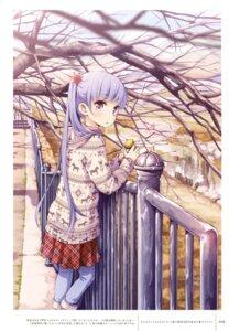Rating: Safe Score: 63 Tags: new_game! suzukaze_aoba sweater tokunou_shoutarou User: Twinsenzw