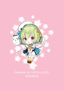 Rating: Safe Score: 11 Tags: chibi emia flower_knight_girl kasuteranosuzu User: kiyoe