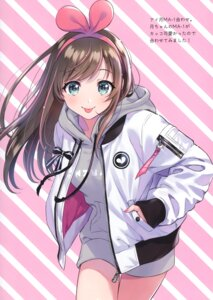 Rating: Safe Score: 28 Tags: a.i._channel canvas_(morikura_en) kizuna_ai morikura_en sweater tagme User: kiyoe