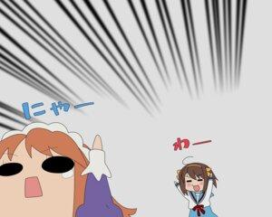 Rating: Safe Score: 6 Tags: asahina_mikuru seifuku suzumiya_haruhi suzumiya_haruhi-chan_no_yuuutsu suzumiya_haruhi_no_yuuutsu tagme User: Radioactive