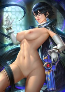 Rating: Explicit Score: 52 Tags: bayonetta_(character) bayonetta_2 gun megane naked nipples nudtawut_thongmai pussy uncensored User: Mr_GT