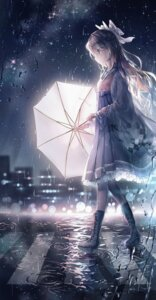 Rating: Safe Score: 41 Tags: heels hoshi_ame japanese_clothes umbrella User: yanis