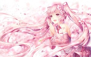 Rating: Safe Score: 77 Tags: hatsune_miku sakura_miku tid vocaloid User: SubaruSumeragi