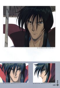 Rating: Safe Score: 1 Tags: hiko_seijuurou male rurouni_kenshin User: Feito