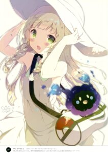 Rating: Safe Score: 65 Tags: dress lillie_(pokemon) pokemon_sm shiratama shiratamaco User: Hatsukoi