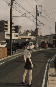 Rating: Safe Score: 18 Tags: 05tai_mono landscape seifuku User: saemonnokami